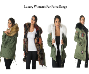 womens fur parka jackets coats