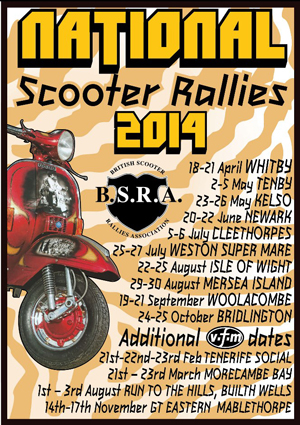 scooter rally dates
