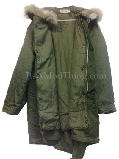Mod Parka Coats