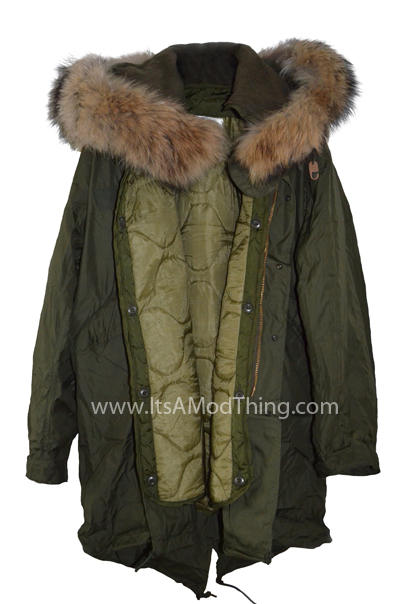 Mod M-1965 Fishtail Parka Coats