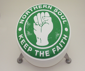 northern soul green