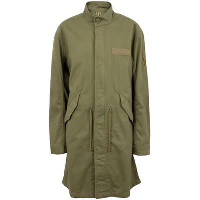pretty green deansgate parka
