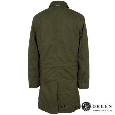 pretty green mac