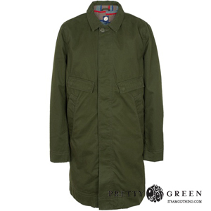 pretty green mac green