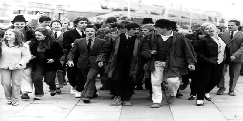 The Original M-1951 Fishtail Parka As Worn By Mods In The ...