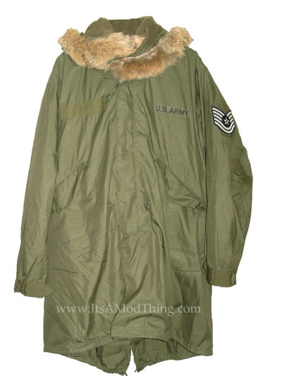 the who parka